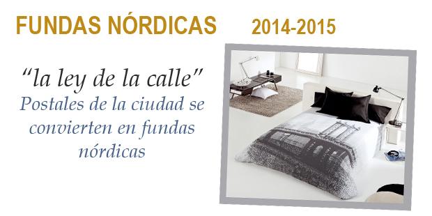 Fundas n rdicas oto o invierno 2014 2015 consejos reig mart - Fundas nordicas 2014 ...