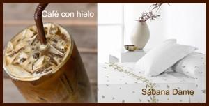 1 DAME - CAFE CON HIELO