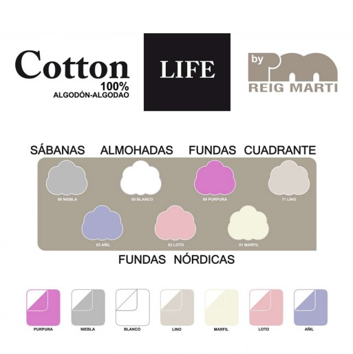 Cottonlife 100% cotton