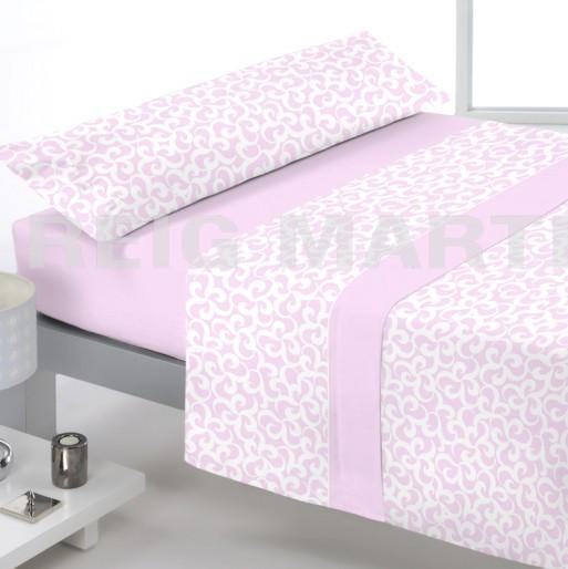 Lark KO   Thermal bed sheet set
