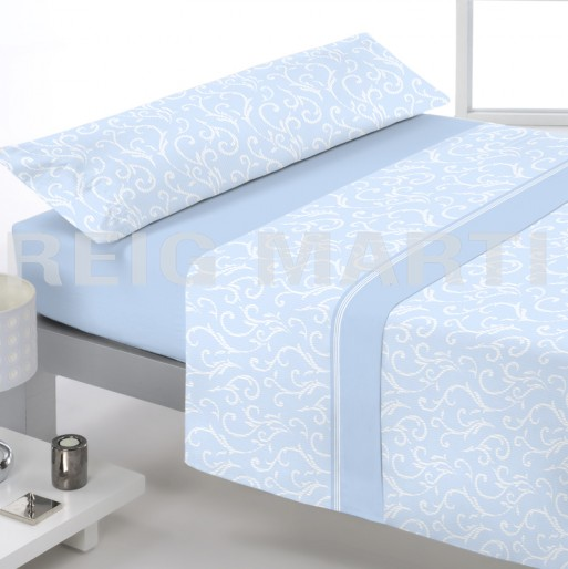 Lewis KO   Thermal bed sheet set