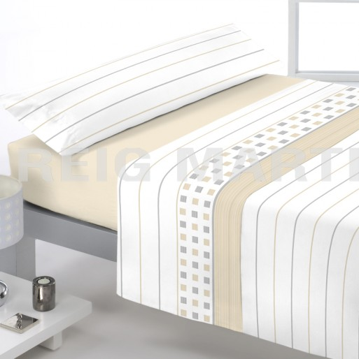 Lunt KO   Thermal bed sheet set